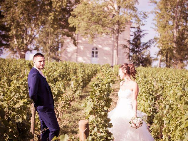 Le mariage de Jeremy et Justine à Châtenoy-le-Royal, Saône et Loire 29