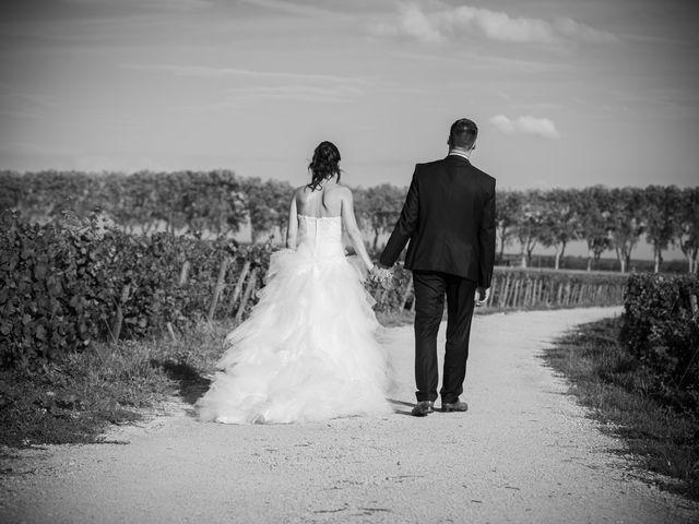 Le mariage de Jeremy et Justine à Châtenoy-le-Royal, Saône et Loire 14