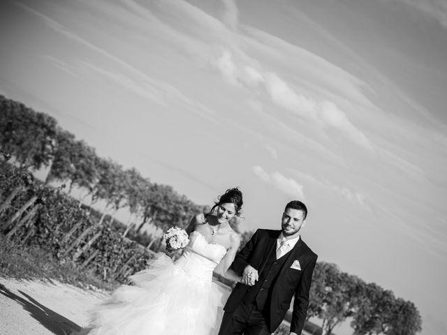 Le mariage de Jeremy et Justine à Châtenoy-le-Royal, Saône et Loire 12