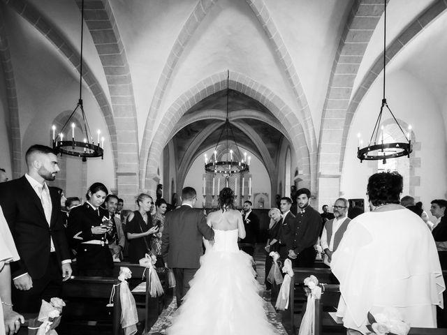 Le mariage de Jeremy et Justine à Châtenoy-le-Royal, Saône et Loire 24