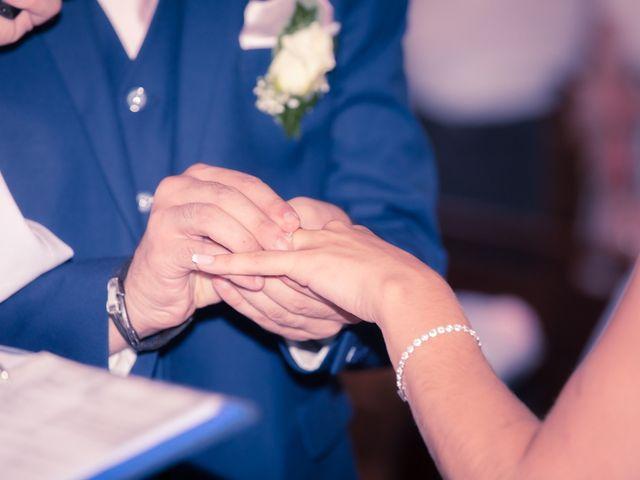 Le mariage de Jeremy et Justine à Châtenoy-le-Royal, Saône et Loire 19