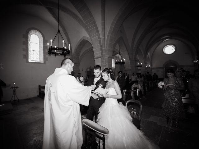 Le mariage de Jeremy et Justine à Châtenoy-le-Royal, Saône et Loire 26