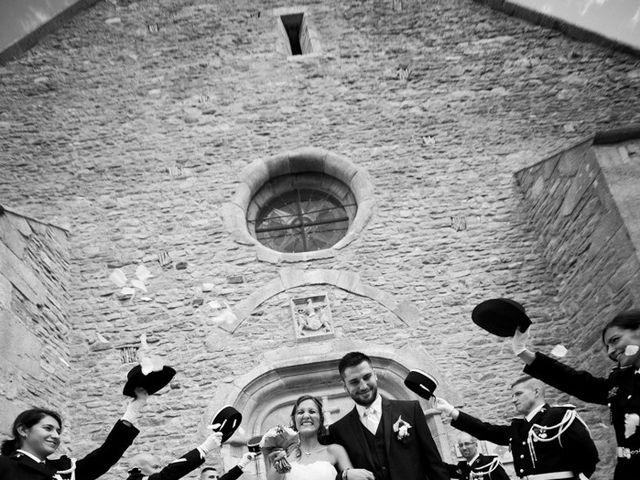 Le mariage de Jeremy et Justine à Châtenoy-le-Royal, Saône et Loire 30