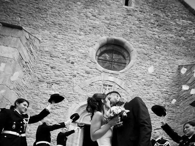 Le mariage de Jeremy et Justine à Châtenoy-le-Royal, Saône et Loire 28