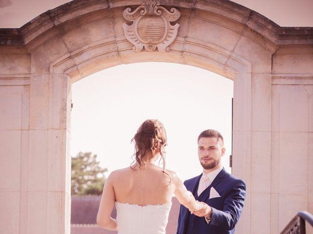 Le mariage de Jeremy et Justine à Châtenoy-le-Royal, Saône et Loire 33