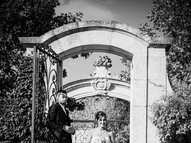 Le mariage de Jeremy et Justine à Châtenoy-le-Royal, Saône et Loire 42