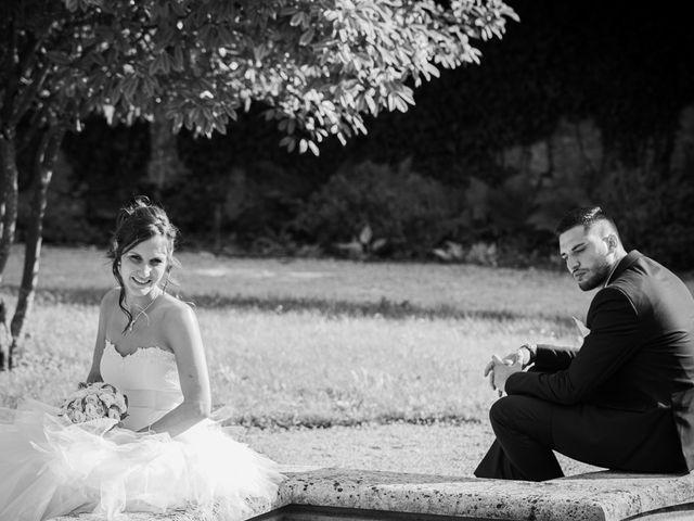 Le mariage de Jeremy et Justine à Châtenoy-le-Royal, Saône et Loire 34