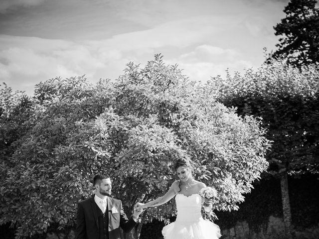 Le mariage de Jeremy et Justine à Châtenoy-le-Royal, Saône et Loire 36