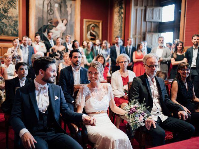 Le mariage de Théo et Roxane à Tours, Indre-et-Loire 9
