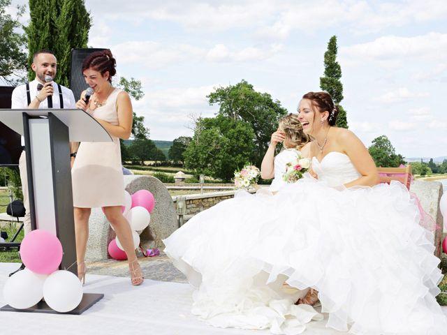 Le mariage de Anaele et Aurore à Cluny, Saône et Loire 7