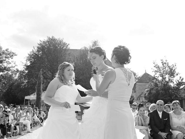 Le mariage de Anaele et Aurore à Cluny, Saône et Loire 8