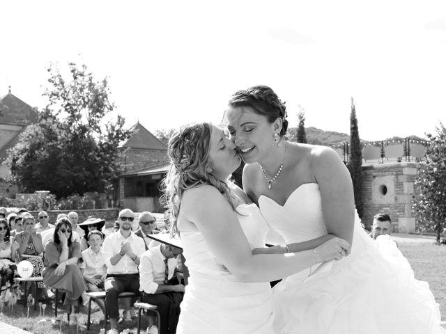 Le mariage de Anaele et Aurore à Cluny, Saône et Loire 9