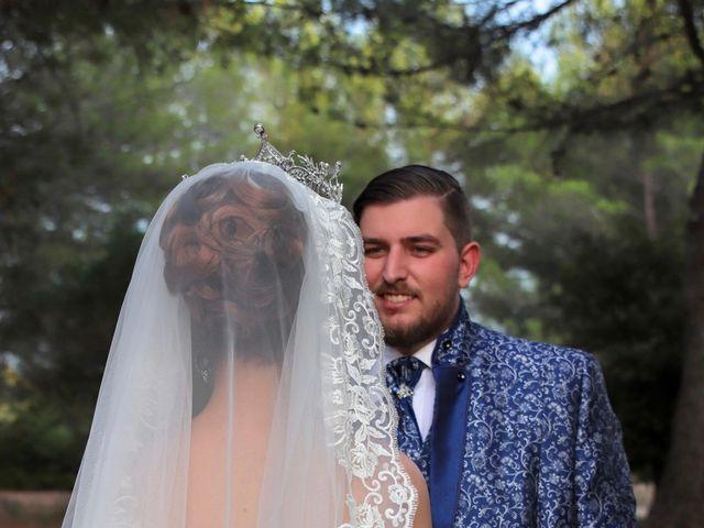 Le mariage de Anthony  et Caroline à Belcodène, Bouches-du-Rhône 4
