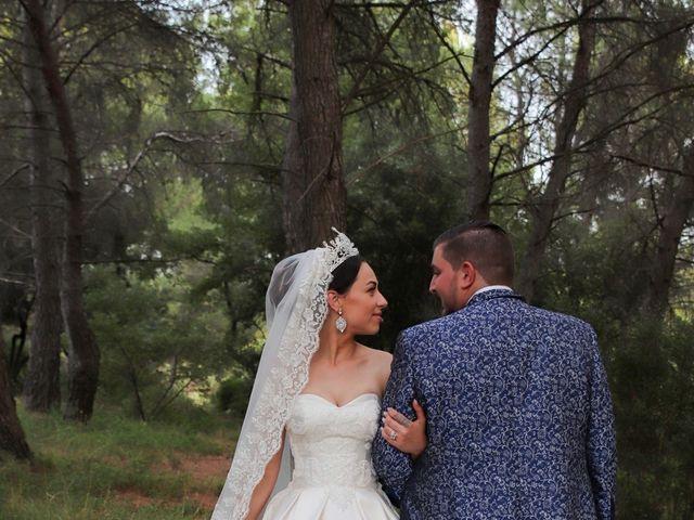 Le mariage de Anthony  et Caroline à Belcodène, Bouches-du-Rhône 6