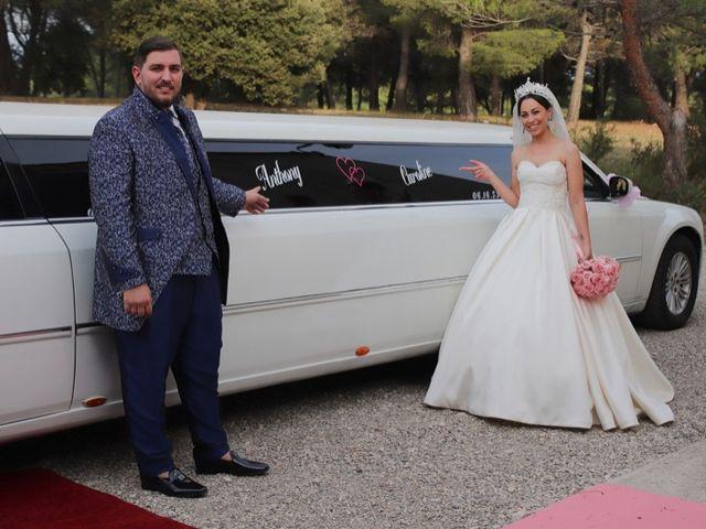 Le mariage de Anthony  et Caroline à Belcodène, Bouches-du-Rhône 1