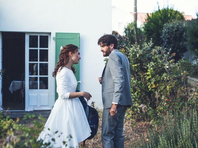 Le mariage de Antoine et Anne à Notre-Dame-de-Monts, Vendée 9