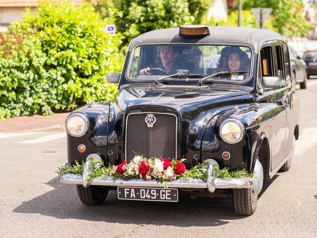 Le mariage de Rémi et Saadia à Saint-Gervais, Gironde 15
