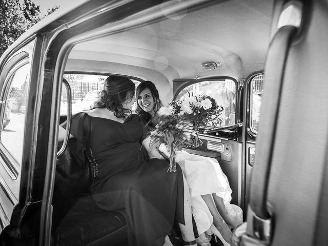 Le mariage de Rémi et Saadia à Saint-Gervais, Gironde 16