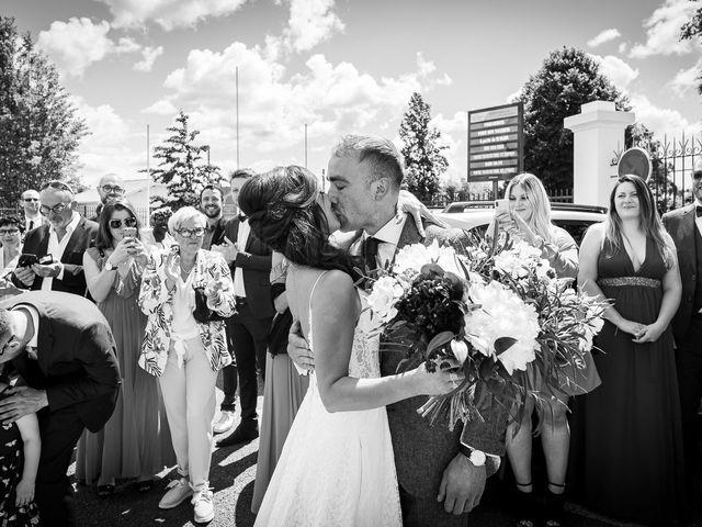 Le mariage de Rémi et Saadia à Saint-Gervais, Gironde 18