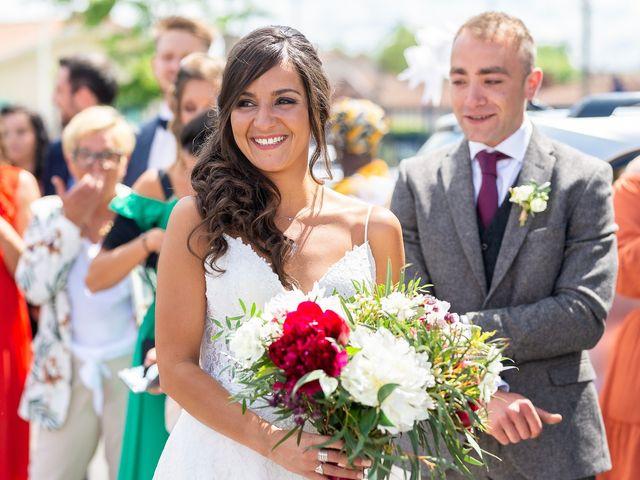 Le mariage de Rémi et Saadia à Saint-Gervais, Gironde 19