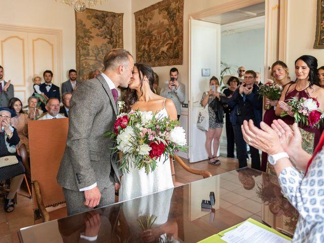 Le mariage de Rémi et Saadia à Saint-Gervais, Gironde 22