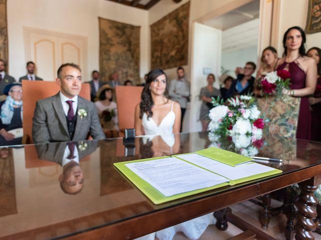Le mariage de Rémi et Saadia à Saint-Gervais, Gironde 24