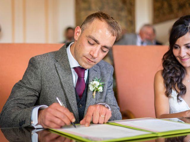 Le mariage de Rémi et Saadia à Saint-Gervais, Gironde 25