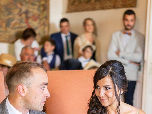 Le mariage de Rémi et Saadia à Saint-Gervais, Gironde 26