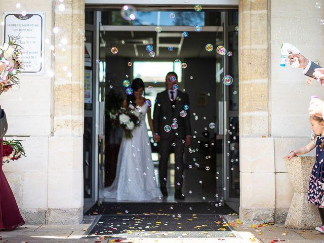 Le mariage de Rémi et Saadia à Saint-Gervais, Gironde 27
