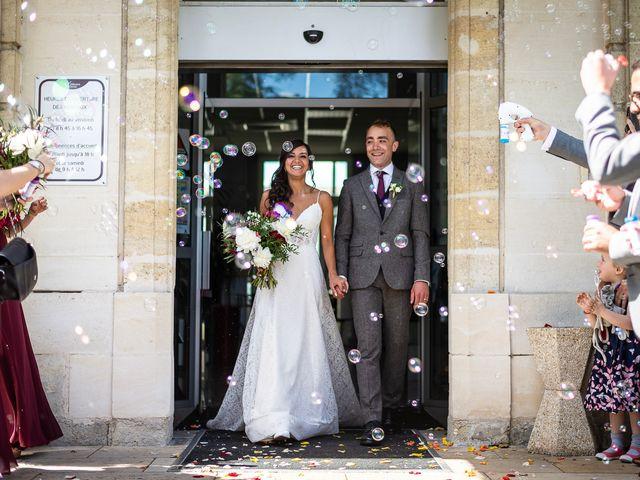 Le mariage de Rémi et Saadia à Saint-Gervais, Gironde 28