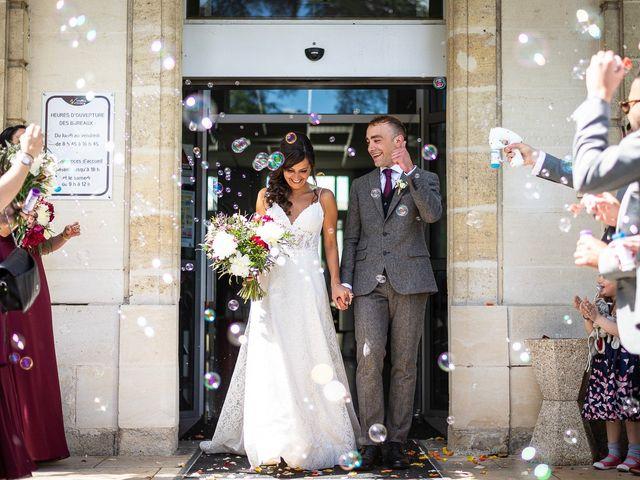Le mariage de Rémi et Saadia à Saint-Gervais, Gironde 29