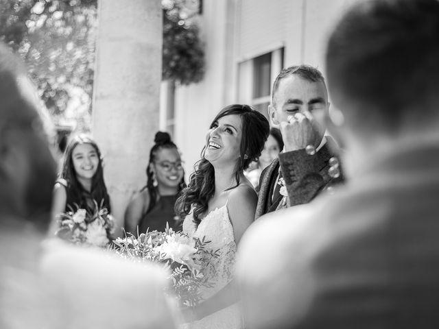 Le mariage de Rémi et Saadia à Saint-Gervais, Gironde 31
