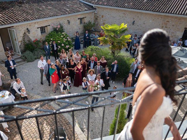 Le mariage de Rémi et Saadia à Saint-Gervais, Gironde 40