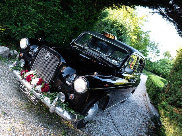 Le mariage de Rémi et Saadia à Saint-Gervais, Gironde 44