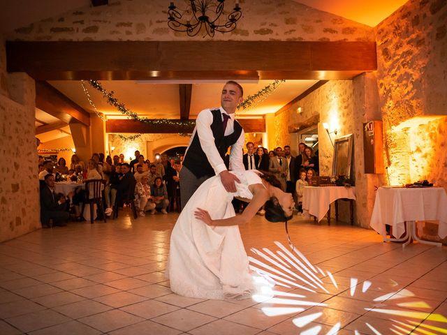 Le mariage de Rémi et Saadia à Saint-Gervais, Gironde 52