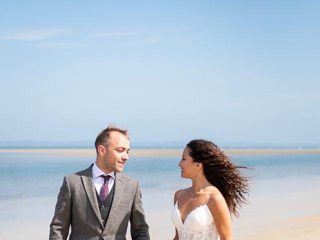 Le mariage de Rémi et Saadia à Saint-Gervais, Gironde 57