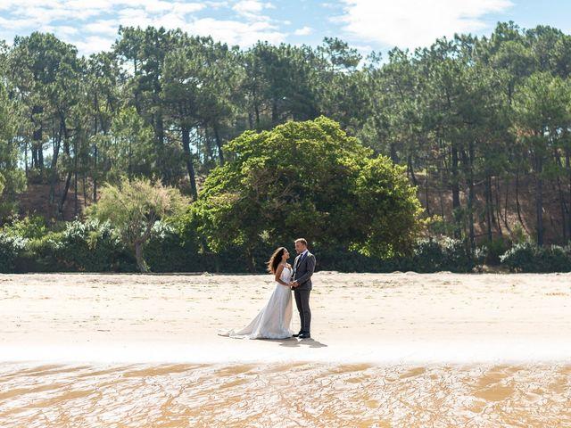 Le mariage de Rémi et Saadia à Saint-Gervais, Gironde 58