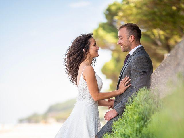 Le mariage de Rémi et Saadia à Saint-Gervais, Gironde 59