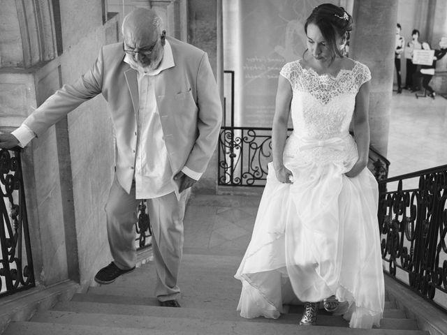 Le mariage de Bastien et Camille à Rouen, Seine-Maritime 12