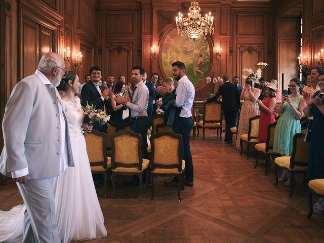 Le mariage de Bastien et Camille à Rouen, Seine-Maritime 13