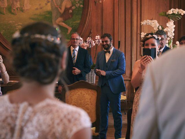 Le mariage de Bastien et Camille à Rouen, Seine-Maritime 14