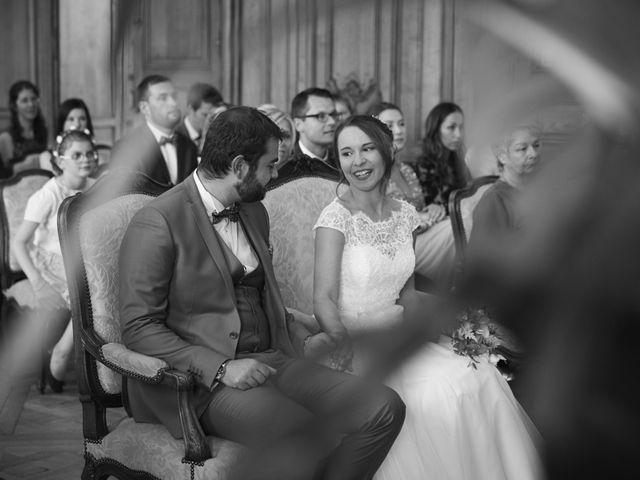 Le mariage de Bastien et Camille à Rouen, Seine-Maritime 16