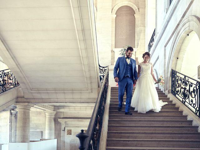 Le mariage de Bastien et Camille à Rouen, Seine-Maritime 20