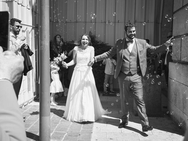 Le mariage de Bastien et Camille à Rouen, Seine-Maritime 21