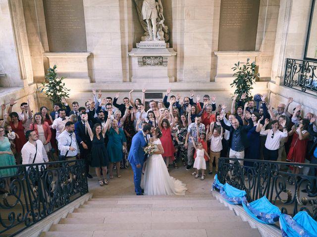 Le mariage de Bastien et Camille à Rouen, Seine-Maritime 22