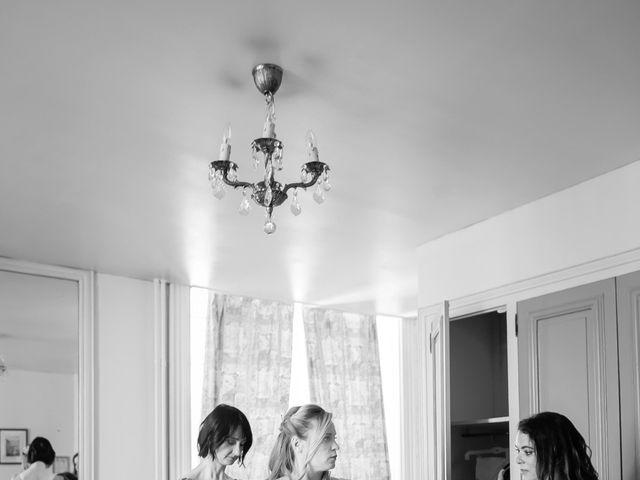 Le mariage de Alan et Magdalena à Ermenonville, Oise 4