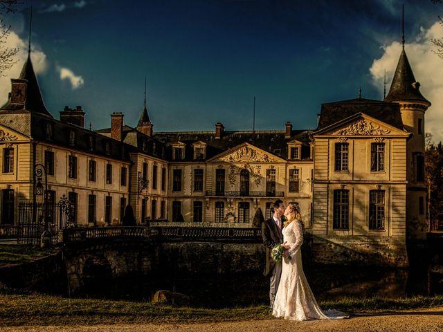 Le mariage de Alan et Magdalena à Ermenonville, Oise 19