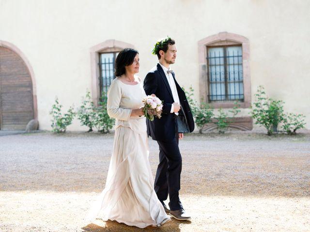 Le mariage de Dominique et Emmanuel