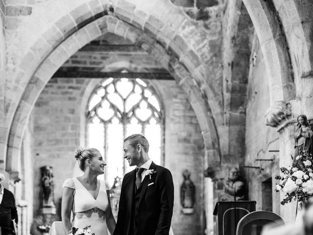 Le mariage de Ludo et Fanny à Quimper, Finistère 6