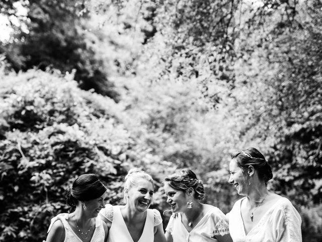 Le mariage de Ludo et Fanny à Quimper, Finistère 15